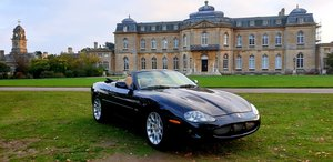 2000  LHD JAGUAR XKR 4.0 SUPERCHARGED,LEFT HAND DRIVE
