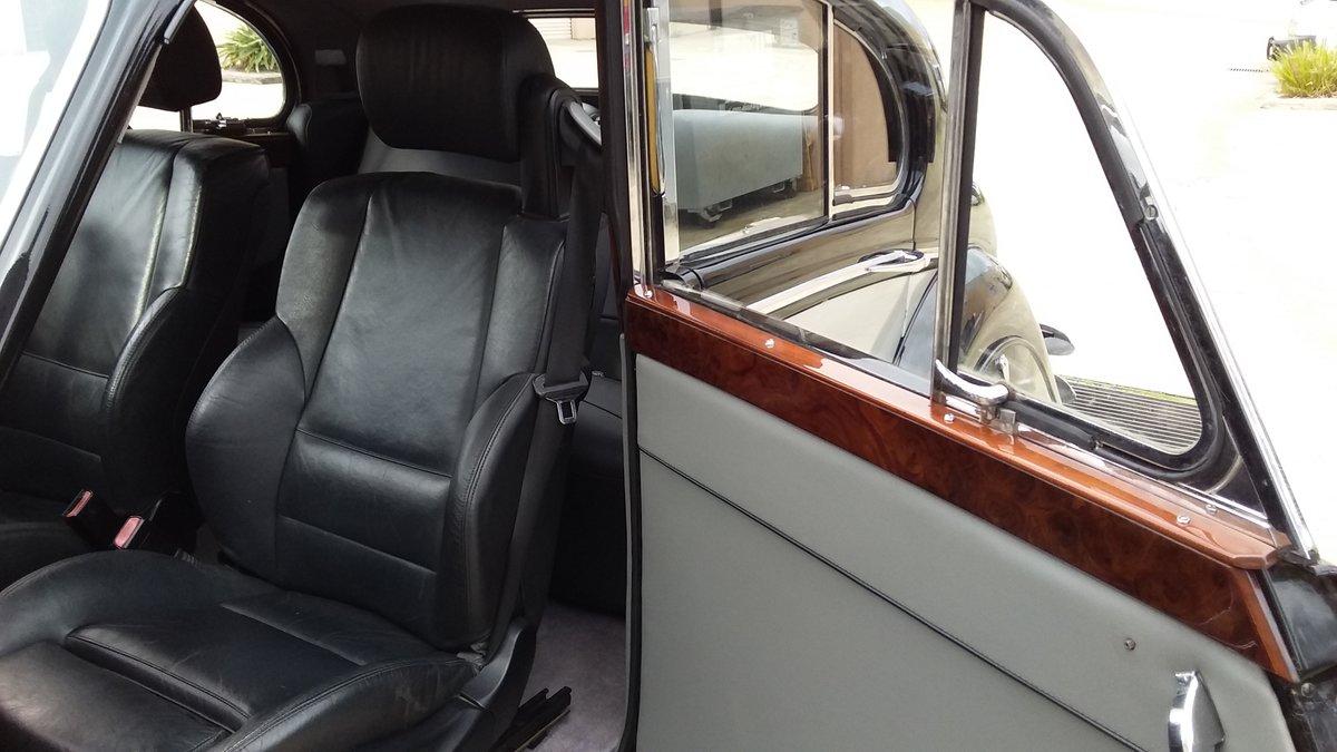 1951 Jaguar Mark V sedan restored For Sale (picture 4 of 6)