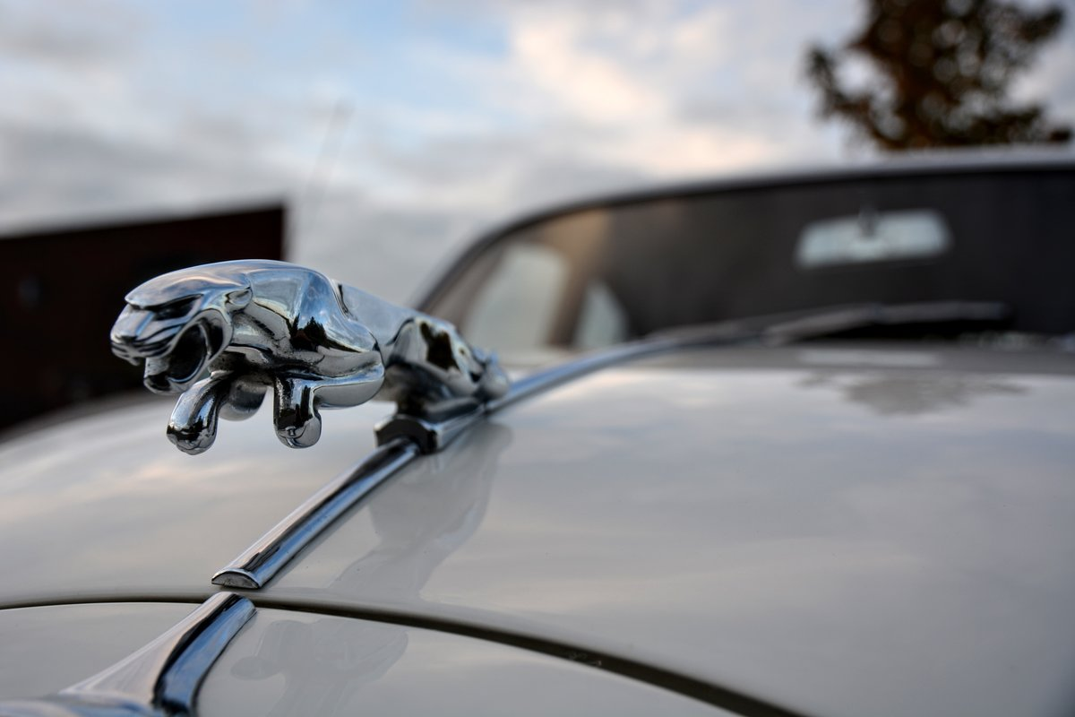 1960 Jaguar MKII Fully restored - second owner - 100% history  For Sale (picture 2 of 6)