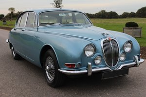 1968 Jaguar S-type 340 saloon