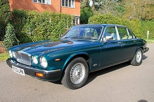 1985 Jaguar Sovereign 4.2 (Only 32,000 Miles) For Sale
