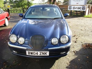 2004 Jaguar S-Type V6 SE For Sale