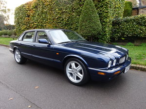 1998 JAGUAR XJ 'R' 4 Ltr SUPERCHARGED  28,000 miles only For Sale