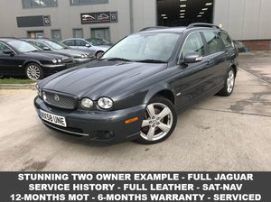 2008 Jaguar X-Type 79,000 Mls-Full Jag Service History For Sale