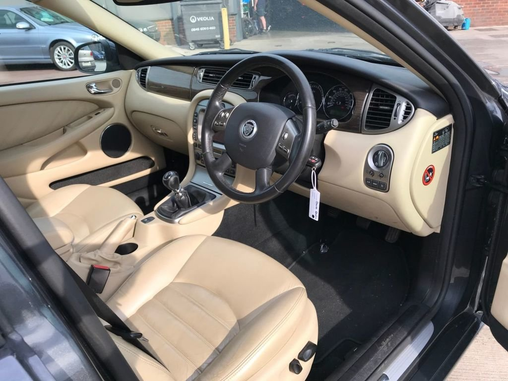 2008 Jaguar X-Type 79,000 Mls-Full Jag Service History For Sale (picture 2 of 4)