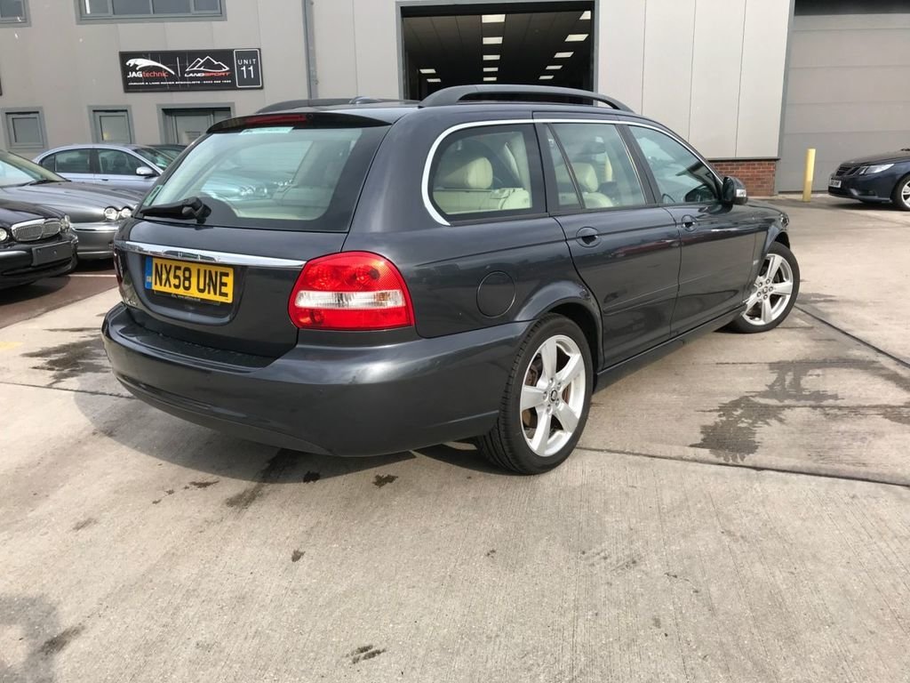 2008 Jaguar X-Type 79,000 Mls-Full Jag Service History For Sale (picture 3 of 4)