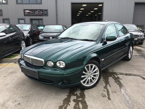 2007 Jaguar X-Type 51,000 Miles - Full Service History For Sale