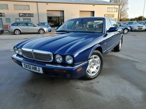 2002 Jaguar XJ One of the last - Full Service History For Sale