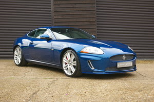 2010 Jaguar XKR 5.0 V8 S/C Coupe Automatic (39,500 miles) SOLD