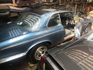 1976 Jaguar xjc  m