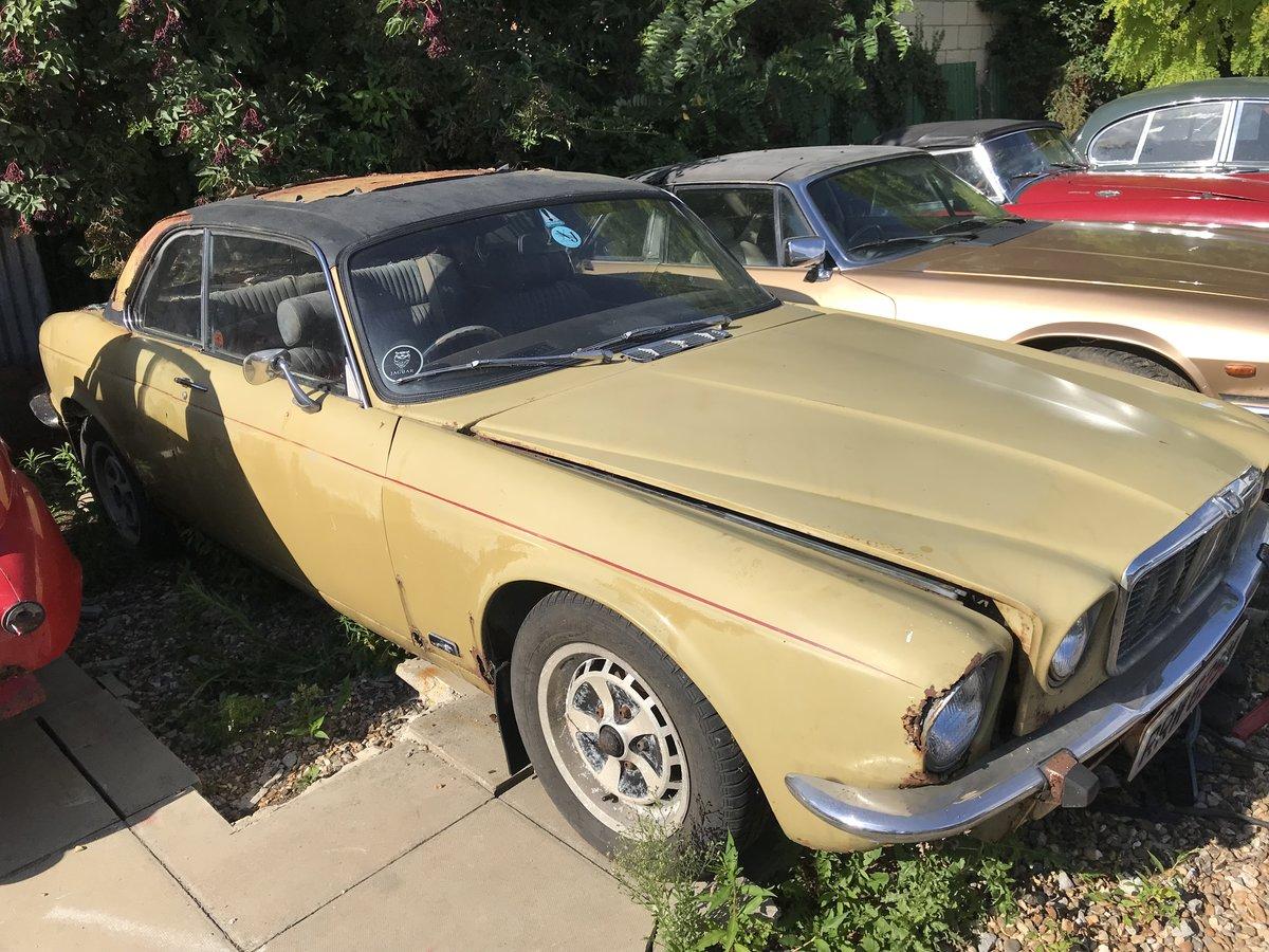 1976 Jaguar xjc  m Wanted (picture 2 of 2)