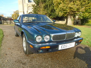 2001 Jaguar XJ Executive 3.2 V8 Auto. Genuine 53607 miles.