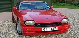 1989 VERY  LOW  MILEAGE IMMACULATE  XJRS