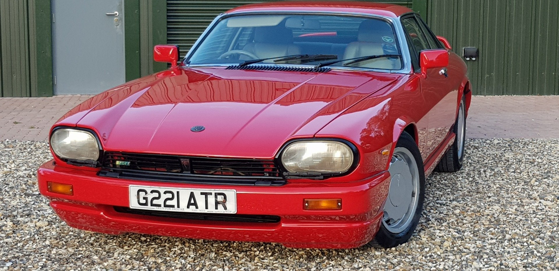 1989 VERY  LOW  MILEAGE IMMACULATE  XJRS   For Sale (picture 2 of 6)