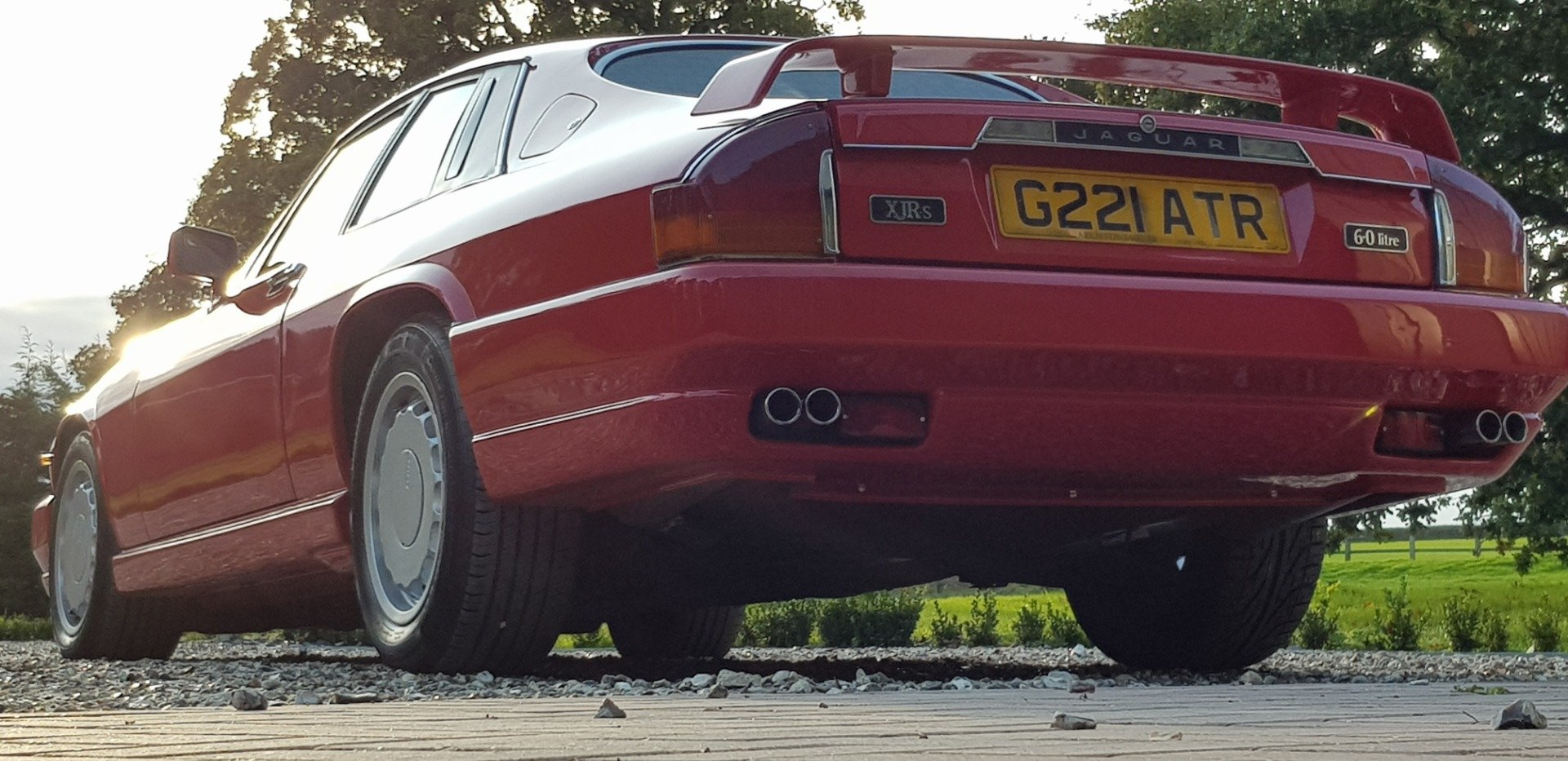 1989 VERY  LOW  MILEAGE IMMACULATE  XJRS   For Sale (picture 5 of 6)