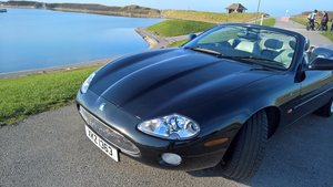 Jaguar xk8 convertible auto