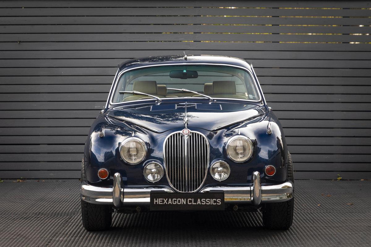 1965 Jaguar MK 2 3.8 SOLD (picture 3 of 22)