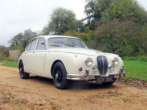 1965 Jaguar MK II 3.8 Litre