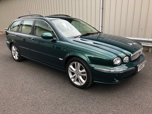 2007 JAGUAR X-TYPE 2.5 SE V6 PETROL AUTO 195 BHP AWD ESTATE SOLD