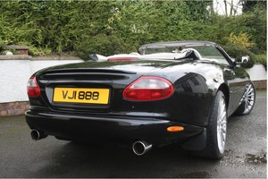 1998 xk8 convertable low mileage