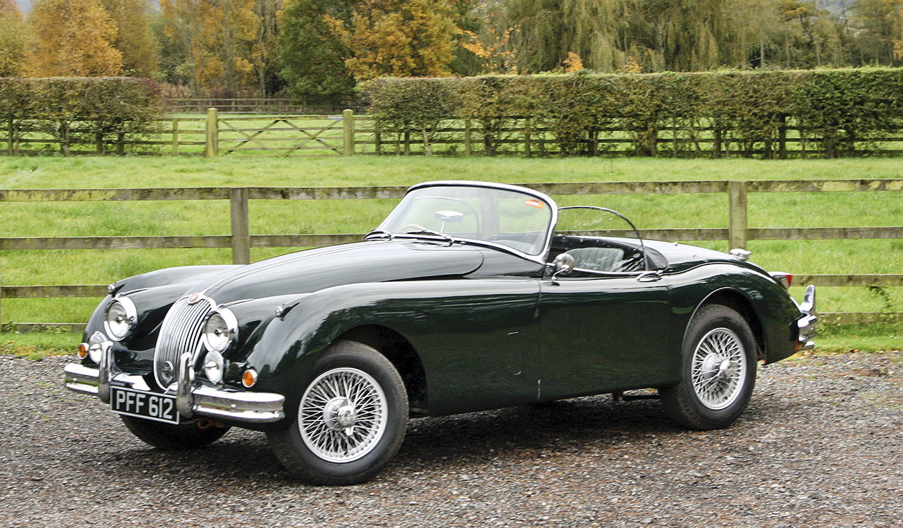 1958 Jaguar XK150 Roadster **NOW SOLD** For Sale   Car And ...
