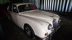 1962 Jaguar MK2 3.8 MOD