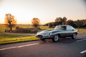 1965 JAGUAR E-TYPE SERIES I 4.2 LEFT HAND DRIVE For Sale