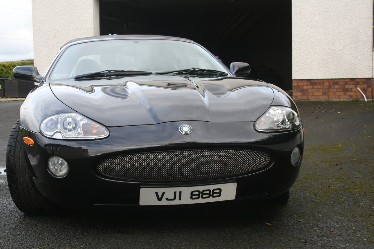 1998 xk8 convertable low mileage For Sale (picture 6 of 6)