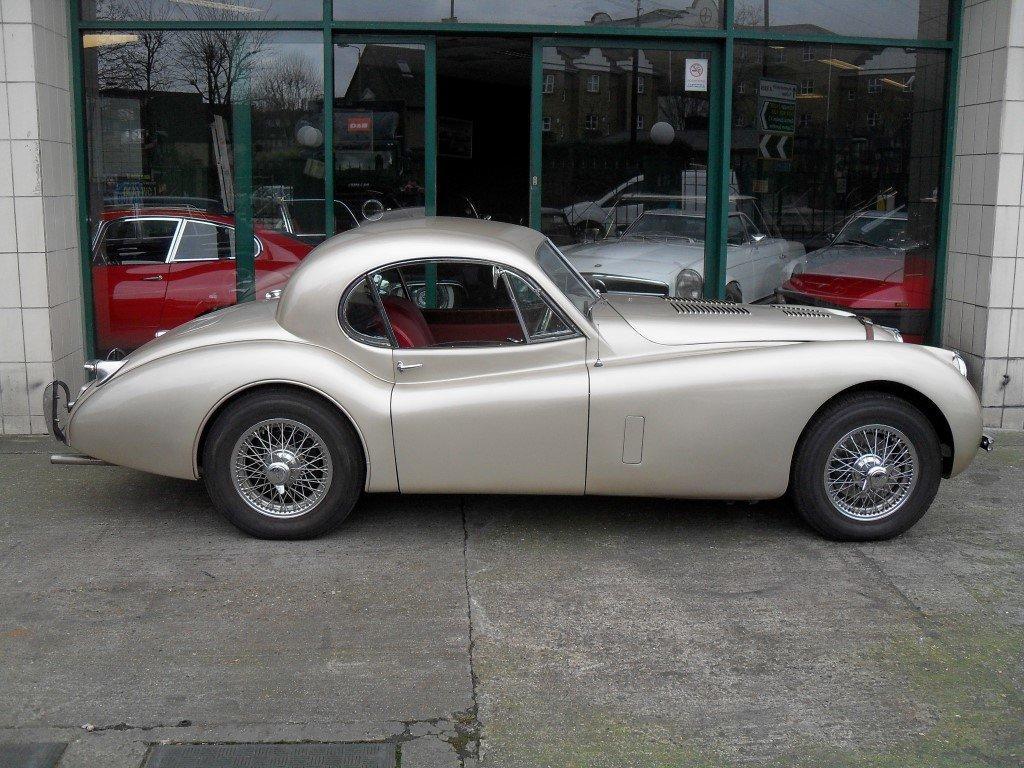1952 Jaguar XK 120 For Sale (picture 2 of 5)