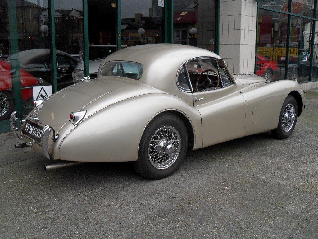 1952 Jaguar XK 120 For Sale (picture 3 of 5)