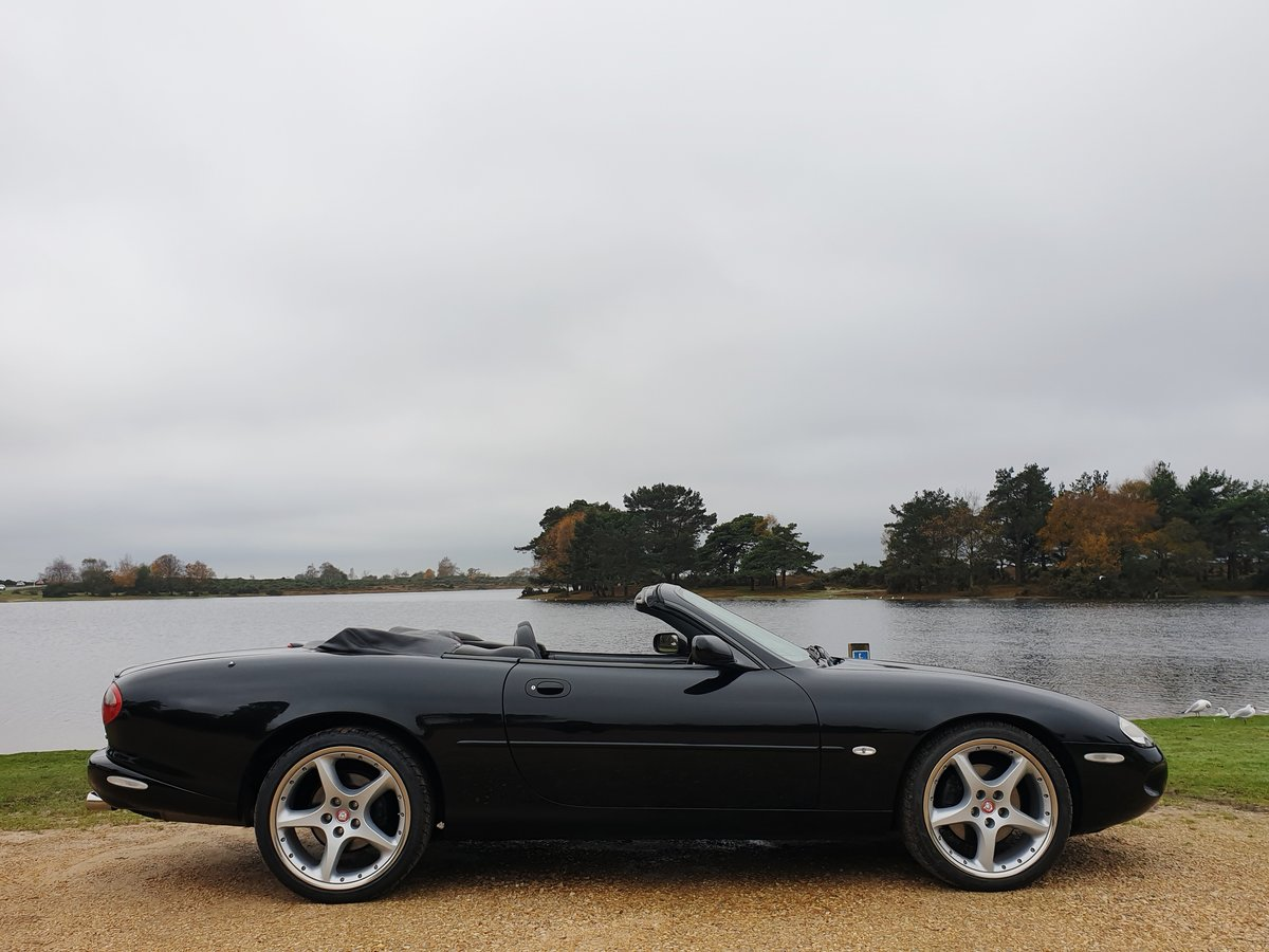 1999 Jaguar XKR convertible 6 month warranty available For Sale (picture 3 of 6)