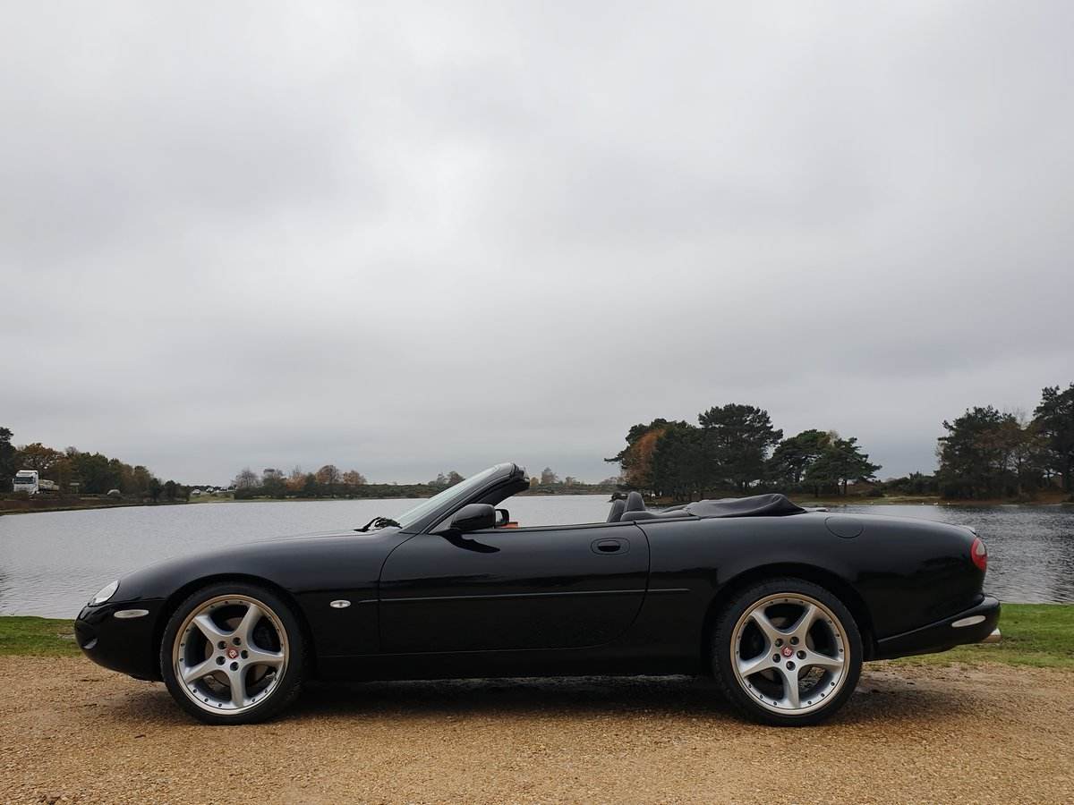 1999 Jaguar XKR convertible 6 month warranty available For Sale (picture 4 of 6)