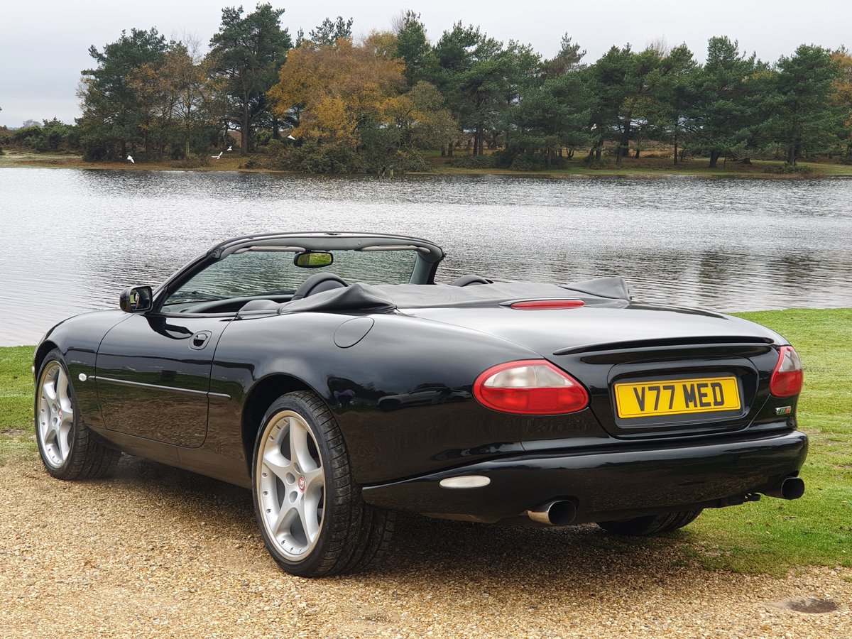 1999 Jaguar XKR convertible 6 month warranty available For Sale (picture 5 of 6)