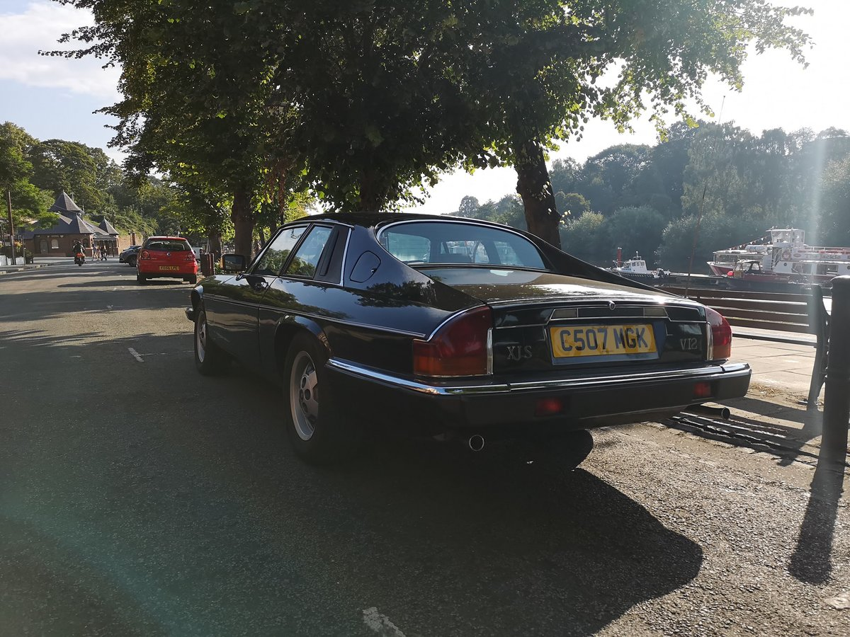 1985 XJ-S XJS V12. Possible part-ex Beautiful  For Sale (picture 2 of 6)