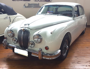 1965 Jaguar Mk2   3.8  manual LHD