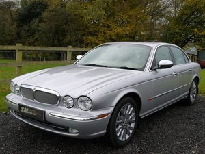 2003 JAGUAR XJ SERIES XJ6 3.0 SE AUTO JUST 45K MILES, SUNROOF. For Sale