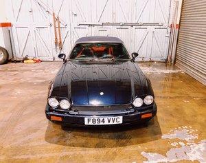 1989 Jaguar XJ-S convertible For Sale