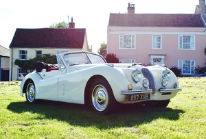 1953 Jaguar XK120 DHC For Sale