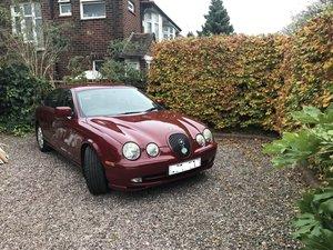 2001 Jaguar S-Type Saloon MK1 3.0 V6 Sport 4dr For Sale