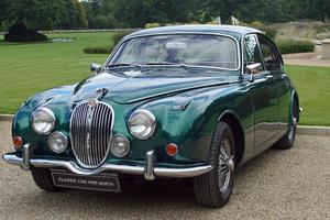 Picture of 1960 Jaguar MKII hire Yorkshire | Hire a self drive Jaguar For Hire