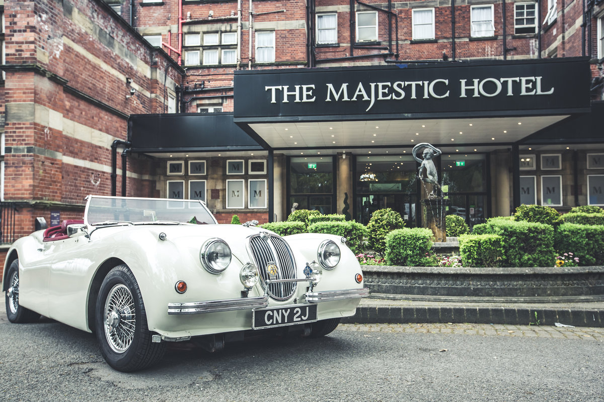 Jaguar XK120 | Hire a stunning XK120 in Yorkshire  For Hire (picture 4 of 4)