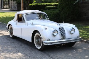 # 23009 1956 Jaguar XK140 Drop-head