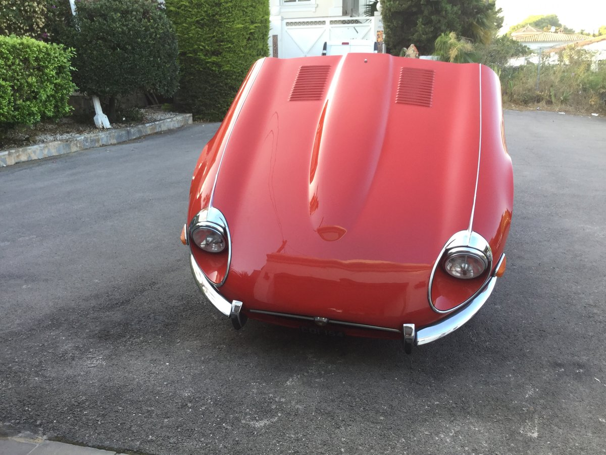 1974 Jaguar E Type V12 Open Top Sports For Sale (picture 5 of 6)