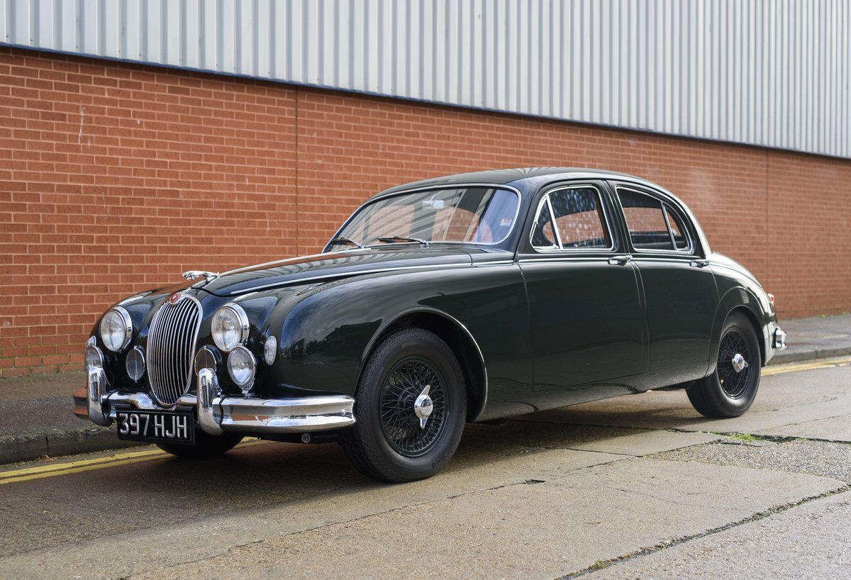 1959 Jaguar Mark 1 (RHD) For Sale (picture 1 of 24)