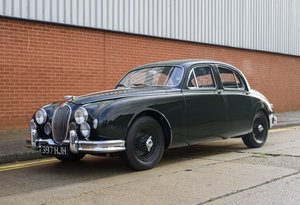 1959 Jaguar Mark 1 For Sale