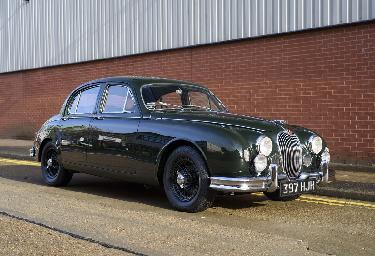 1959 Jaguar Mark 1 (RHD) For Sale (picture 2 of 24)