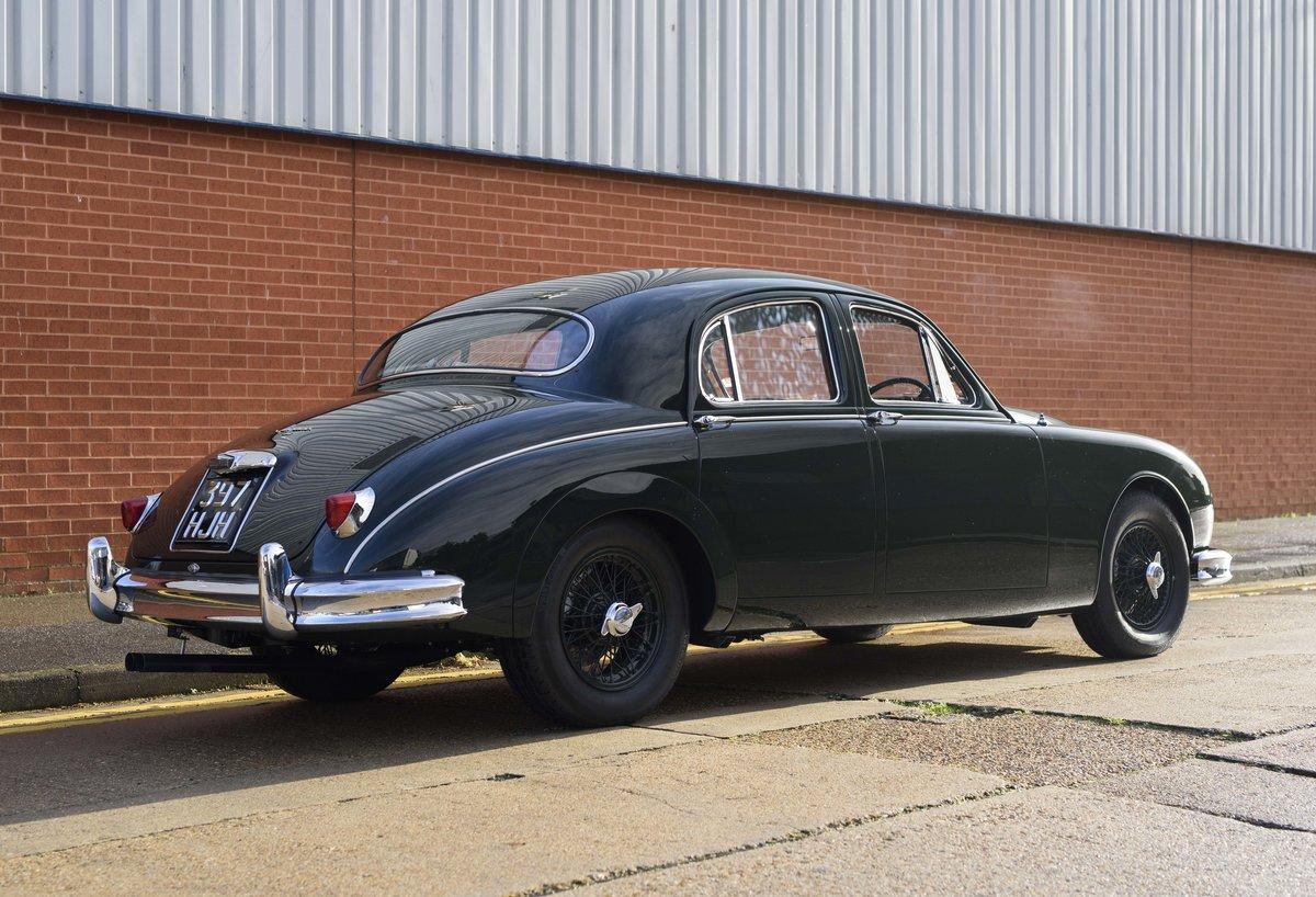 1959 Jaguar Mark 1 (RHD) For Sale (picture 3 of 24)