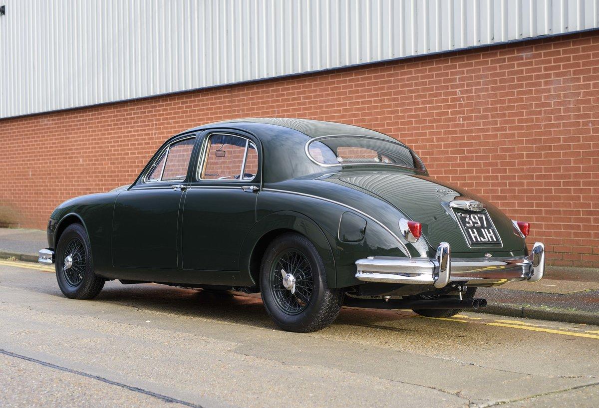 1959 Jaguar Mark 1 (RHD) For Sale (picture 4 of 24)
