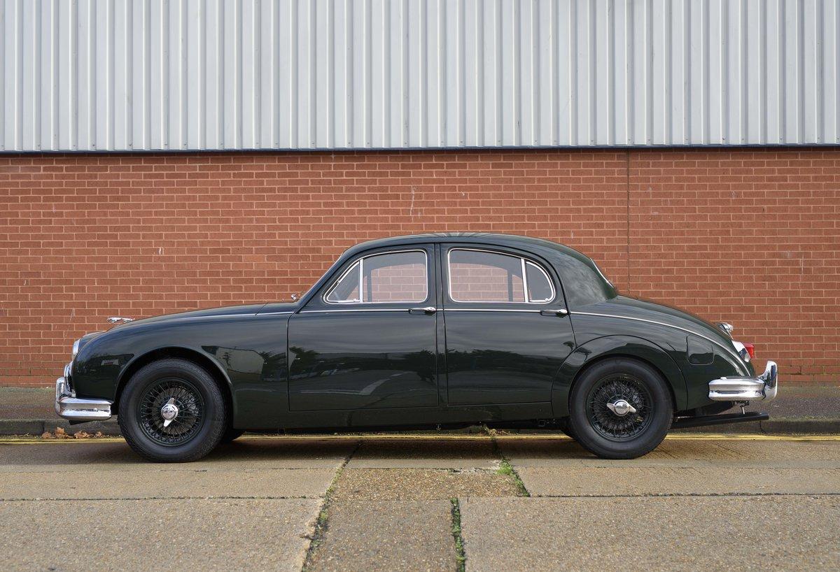 1959 Jaguar Mark 1 (RHD) For Sale (picture 6 of 24)