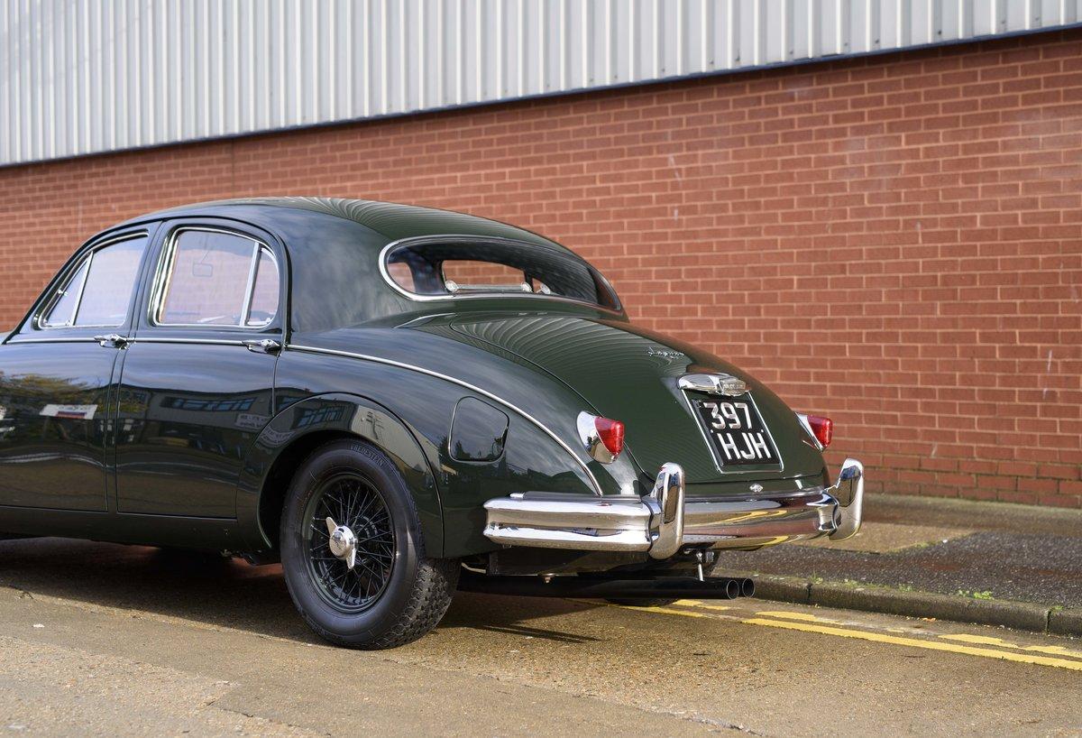 1959 Jaguar Mark 1 (RHD) For Sale (picture 8 of 24)